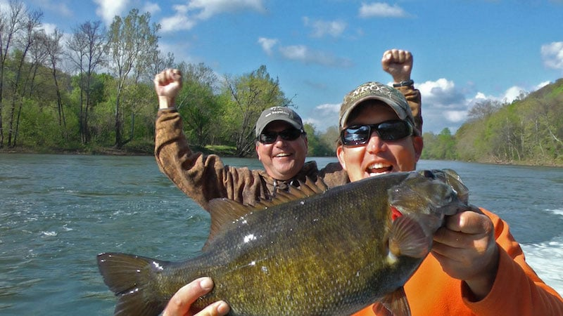 NROC Smallmouth Bass