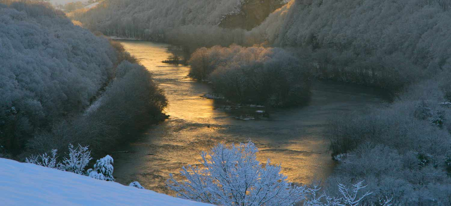 New River winter 1