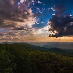 Wind Rock Sunset June 2016 Billy Bowling