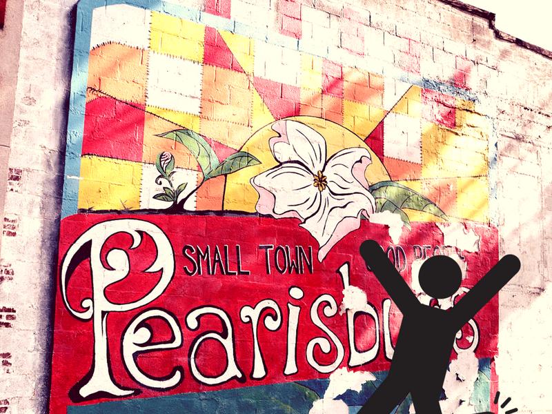 Pearisburg public art